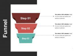 Funnel Presentation Images