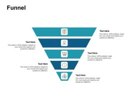 Funnel Strategy I386 Ppt Powerpoint Presentation Gallery Gridlines