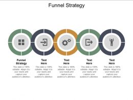 Funnel Strategy Ppt Powerpoint Presentation Infographics Example Topics Cpb