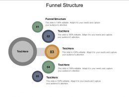 Funnel Structure Ppt Powerpoint Presentation Icon Smartart Cpb