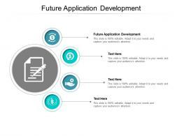 Future Application Development Ppt Powerpoint Template Cpb