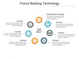 Future Banking Technology Ppt Powerpoint Presentation Infographics Graphics Design Cpb
