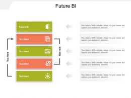 Future BI Ppt Powerpoint Presentation Layouts Summary Cpb