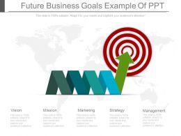 70900463 Style Essentials 2 Our Goals 5 Piece Powerpoint Presentation Diagram Infographic Slide
