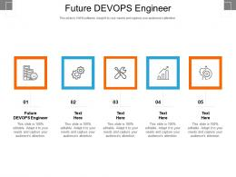 Future DEVOPS Engineer Ppt Powerpoint Presentation Pictures Show Cpb