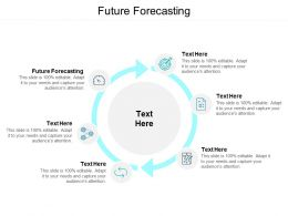 Future Forecasting Ppt Powerpoint Presentation Gallery Graphics Example Cpb