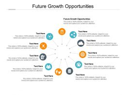 Future Growth Opportunities Ppt Powerpoint Presentation Summary Topics Cpb