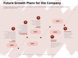 Future Growth Plans For The Company Diversification Ppt Powerpoint Presentation File Grid