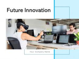 Future Innovation Product Strategy Launching Development Research Machines