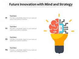 Future Innovation With Mind And Strategy