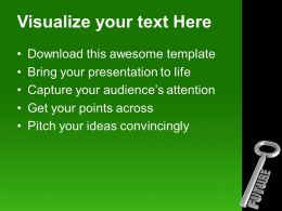 Future Key Business Growth PowerPoint Templates PPT Themes And Graphics 0313