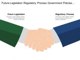 Future Legislation Regulatory Process Government Policies Government Team Change