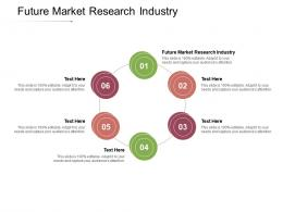 Future Market Research Industry Ppt Powerpoint Presentation Icon Graphics Pictures Cpb