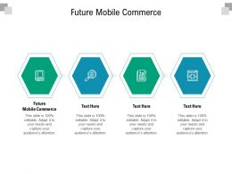 Future Mobile Commerce Ppt Powerpoint Presentation Outline Show Cpb