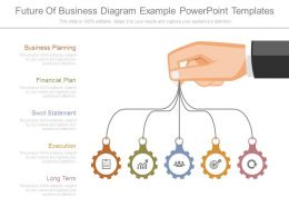 Future Of Business Diagram Example Powerpoint Templates