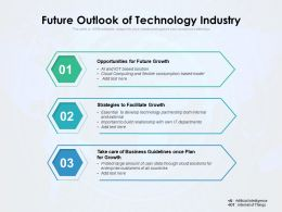 Future Outlook Of Technology Industry