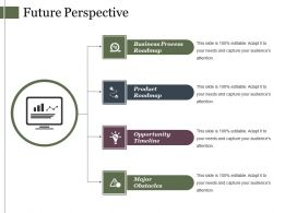 Future Perspective Powerpoint Slide Inspiration