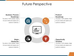 Future Perspective Ppt Ideas