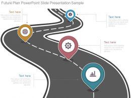 58937867 Style Essentials 1 Roadmap 4 Piece Powerpoint Presentation Diagram Infographic Slide