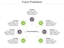 Future Predictions Ppt Powerpoint Presentation Slides Backgrounds Cpb
