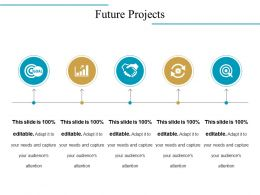Future Projects Ppt Example Professional