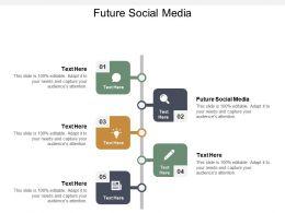 Future Social Media Ppt Powerpoint Presentation Inspiration Format Cpb