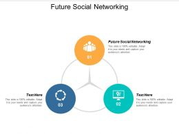 Future Social Networking Ppt Powerpoint Presentation Show Slides Cpb