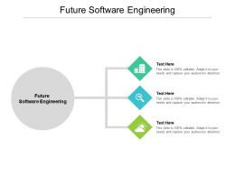 Future Software Engineering Ppt Powerpoint Presentation Ideas Infographics Cpb