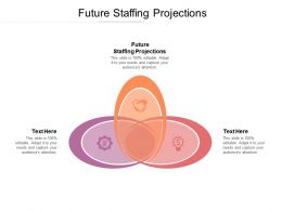 Future Staffing Projections Ppt Powerpoint Presentation Portfolio Graphics Design Cpb