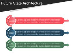 Future State Architecture Powerpoint Slide Background Designs