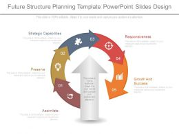 Future Structure Planning Template Powerpoint Slides Design