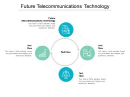 Future Telecommunications Technology Ppt Powerpoint Presentation Slides Sample Cpb