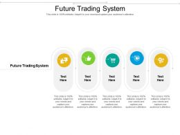 Future Trading System Ppt Powerpoint Presentation Pictures Example Cpb
