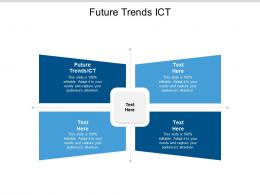 Future Trends Ict Ppt Powerpoint Presentation Outline Sample Cpb