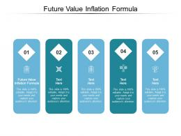 Future Value Inflation Formula Ppt Powerpoint Presentation Layout Cpb