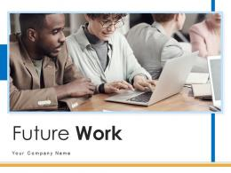 Future Work Business Growth Corporate Planning Performance