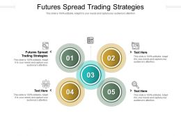 Futures Spread Trading Strategies Ppt Powerpoint Presentation Slides Graphics Design Cpb