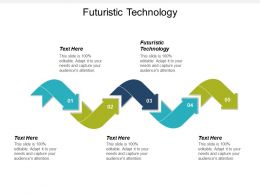 Futuristic Technology Ppt Powerpoint Presentation Ideas Example Cpb