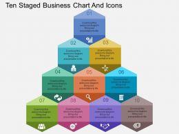 90552752 Style Cluster Hexagonal 10 Piece Powerpoint Presentation Diagram Infographic Slide