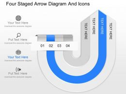 fy_four_staged_arrow_diagram_and_icons_powerpoint_template_Slide03