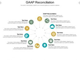 GAAP Reconciliation Ppt Powerpoint Presentation Visual Aids Styles Cpb