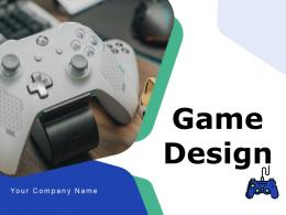 Game Design Customer Immersion Comfortable Controller Experience