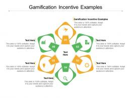 gamification incentive examples ppt powerpoint presentation professional slide portrait cpb
