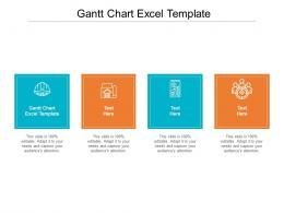 Gantt Chart Excel Template Ppt Powerpoint Presentation Portfolio File Formats Cpb