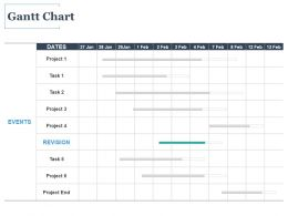 Gantt Chart Marketing C1079 Ppt Powerpoint Presentation Icon Slide