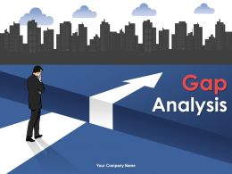 Gap Analysis Powerpoint Presentation Slides