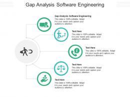 Gap Analysis Software Engineering Ppt Powerpoint Presentation Summary Skills Cpb
