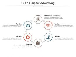 GDPR Impact Advertising Ppt Powerpoint Presentation Icon Visuals Cpb