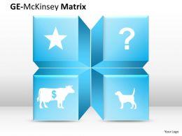 GE McKinsey origin