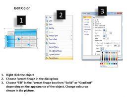 9144172 Style Hierarchy Matrix 1 Piece Powerpoint Presentation Diagram Infographic Slide